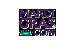 MardiGras.com logo