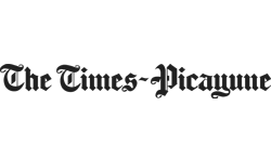 The Times Picayune masthead logo